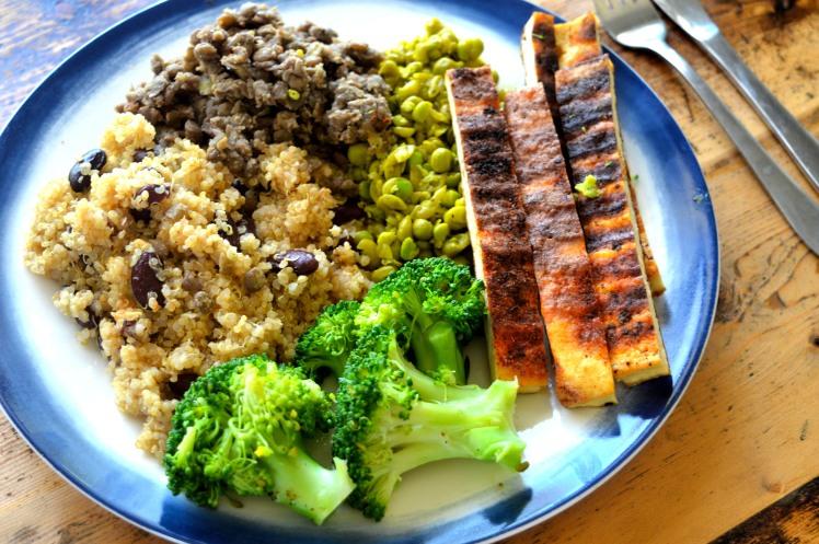 Vegan protein other